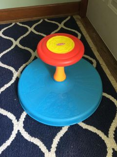 Spin toy