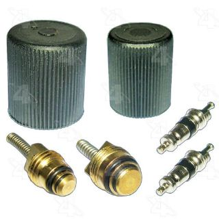 Purchase 4 Seasons 26779 A/C System Valve Core and Cap Kit - AC System Seal Kit motorcycle in Golden Valley, Arizona, United States, for US $12.10