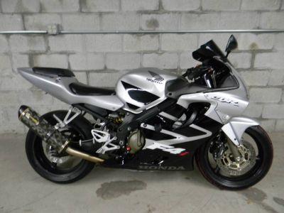 2001 Honda CBR600F4i Sport Motorcycles Springfield, MA