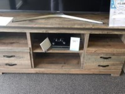 """63"""" TV stand & PS4"""