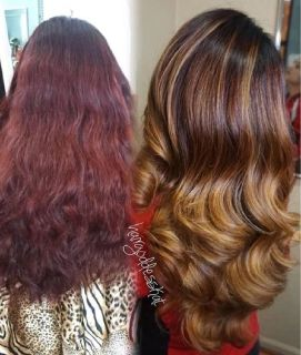 Find Double Process Blonde Color Salon?