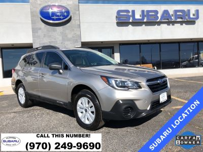 2018 Subaru Outback 2.5i (Tungsten Metallic)