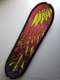 Tony Hawk board and game