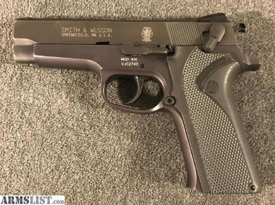 For Sale: S&W 910