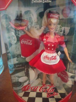 Coca Cola collectors Doll