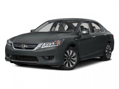 2015 Honda Accord Hybrid Touring (Gray)