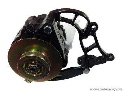 Powermaster Alternator 55A 8162 & Bracket Kit