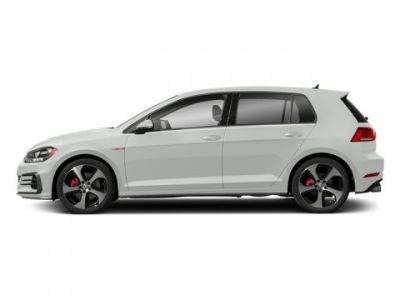 2018 Volkswagen Golf Gti S (Pure White)