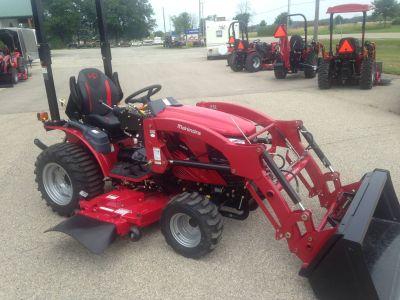 2018 Mahindra EXL224FHILM eMax 22 Tractors Lawn & Garden Elkhorn, WI