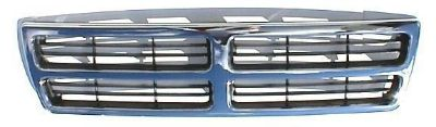 Purchase CHROME GRILLE 94 95 96 97 RAM VAN Dodge 1994 1995-1997 motorcycle in Saint Paul, Minnesota, US, for US $118.00