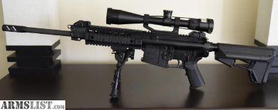 For Sale: Sig Sauer 716 Patrol 308/7.62 AR10
