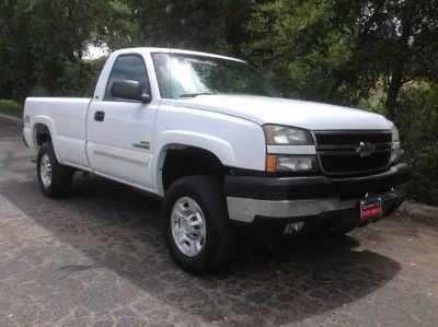 Used 2006 Chevrolet Silverado 2500 HD Regular Cab for sale