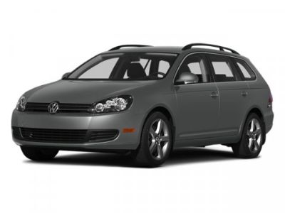2014 Volkswagen Jetta SportWagen TDI (Silver)