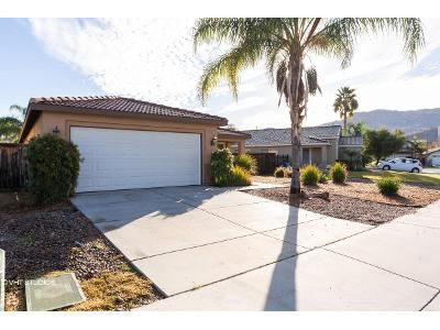 3 Bed 2 Bath Foreclosure Property in Moreno Valley, CA 92555 - Lariat Ln