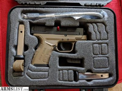 For Sale/Trade: XD mod2 subcompact