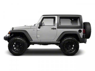 2010 Jeep Wrangler Rubicon (Bright Silver Metallic)