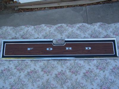 Find 72 Ford F100 Ranger XLT tailgate Panel 70 71 Ford F250 Ranger re-conditioned motorcycle in Hemet, California, US, for US $499.99