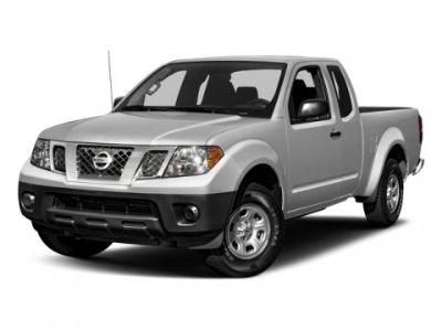 2018 Nissan Frontier XE (Brilliant Silver)
