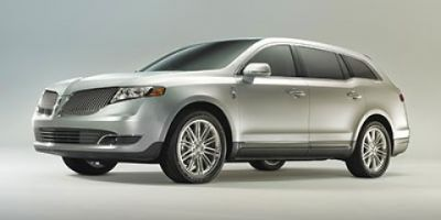 2013 Lincoln MKT EcoBoost (Silver)