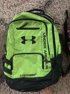 Under Armor Backpack GUC