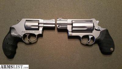 "For Sale/Trade: 2.5"" Judge & 2.125"" S&W model 60"