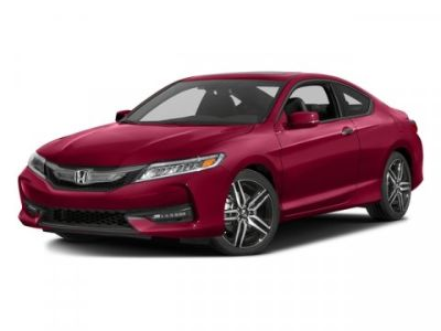 2016 Honda ACCORD COUPE Touring (Silver)