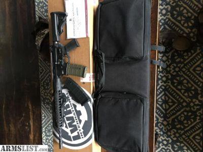 For Sale: LWRC 556 AR15
