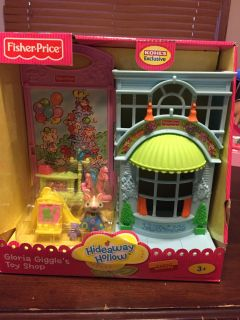 HIdeaway Hollow Toy store - New