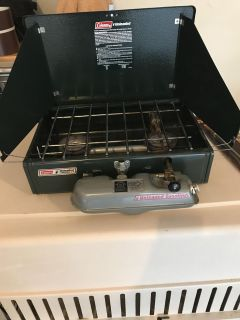 Coleman Unleaded Gas Stove Model 424