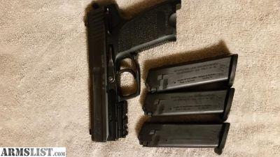 For Sale: H&K USP 9mm