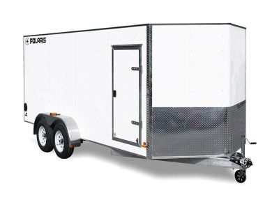 2017 Polaris Trailers PCU 7x14-L Sport Utility Trailers Sport Utility Trailers Milford, NH