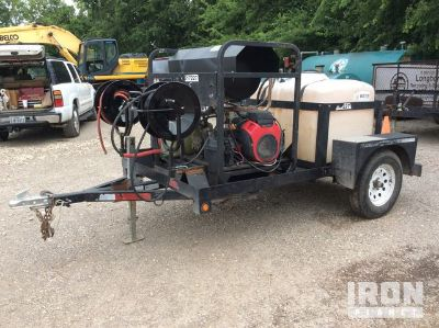 2013 (unverified) Mi-T-M HS-3505-1MGH Pressure Washer