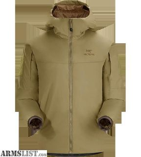 For Sale/Trade: Arc teryx LEAF Cold Wx Hoody