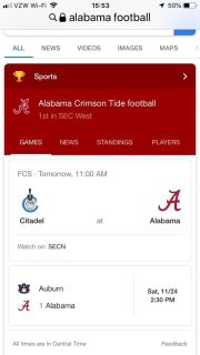 Two football tickets to tomorrow s game