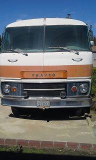 1974 Dodge Travco Motorhome