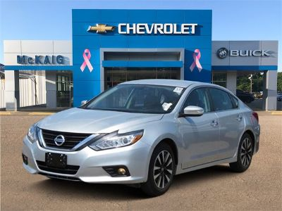 2018 Nissan Altima 2.5 (Brilliant Silver)