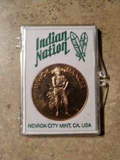 Collectable Indian Nation Coin