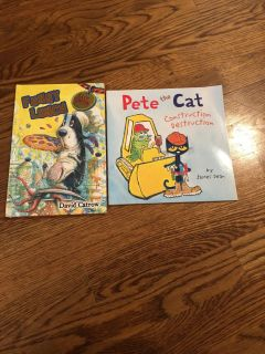 Pete the cat and funny lunch