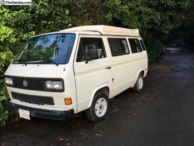 1990 Vanagon Camper