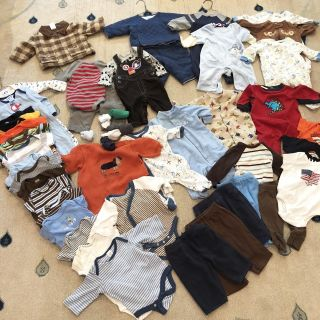 Bundle of 40+ 0-3 month items
