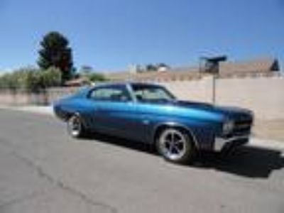 1970 Chevrolet Chevelle SS Clone Rust Free