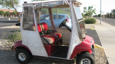 1997 Club Car DS gas