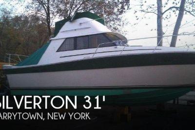 1984 Silverton 31 Convertible