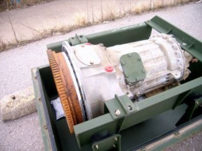 Buy Allison Automatic Transmission HT 740, P/N 57K1757 motorcycle in Houston, Texas, United States, for US $3,000.00