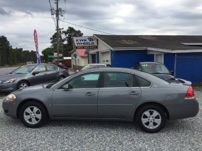 2008 Chevrolet Impala LT (Grey)