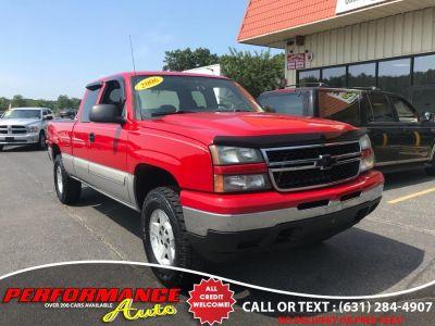 2006 Chevrolet Silverado 1500 Work Truck (Sport Red Metallic)