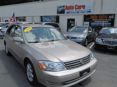 2003 Toyota Avalon XL (Desert Sand Mica)