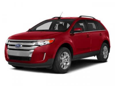 2014 Ford Edge SEL (White Platinum Metallic Tri-Coat)