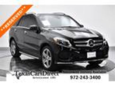 2016 Mercedes-Benz GLE GLE 350 PANO/DRIVER/AMG SPORT 4MATIC