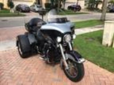 2013 Harley-Davidson Tri Glide Ultra Class
